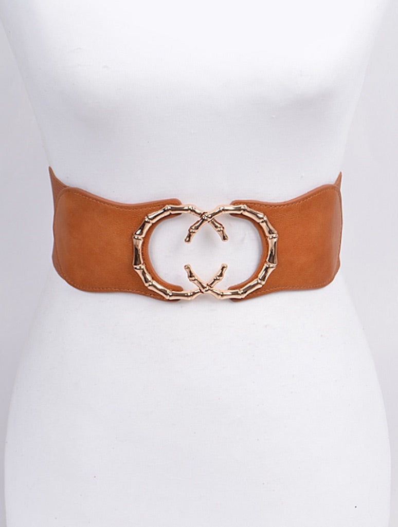 Semi Circle Overlapped Belt - KaraMarie Boutique