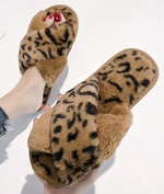 Load image into Gallery viewer, Fuzzy Slippers