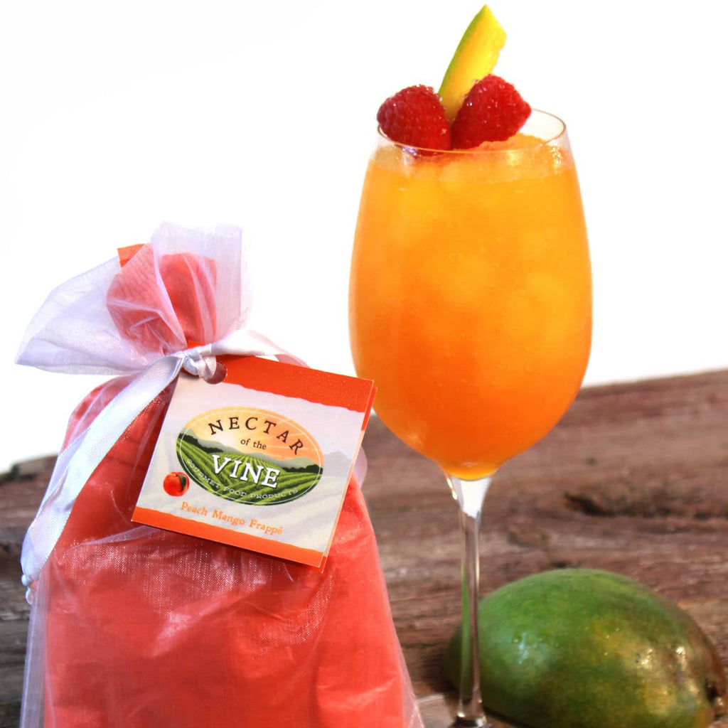 Peach Mango Wine Slushy Mix - KaraMarie Boutique
