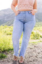 Load image into Gallery viewer, Shock & Jaws Bootcut Jeans - KaraMarie Boutique