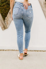 Load image into Gallery viewer, Southern Picnic Jeans - KaraMarie Boutique