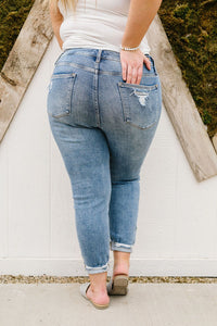 Southern Picnic Jeans - KaraMarie Boutique