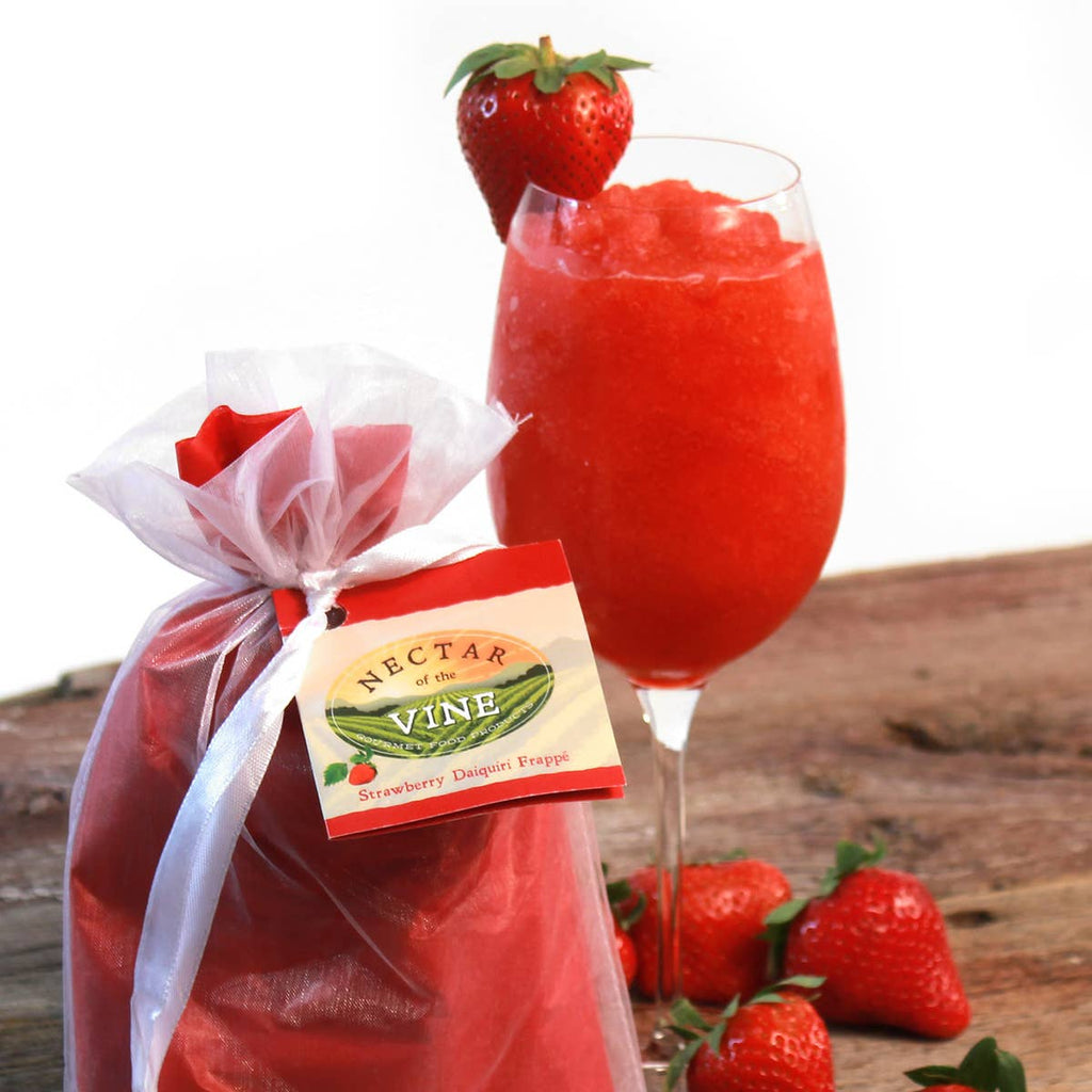 Strawberry Daiquiri Wine Slushy Mix - KaraMarie Boutique