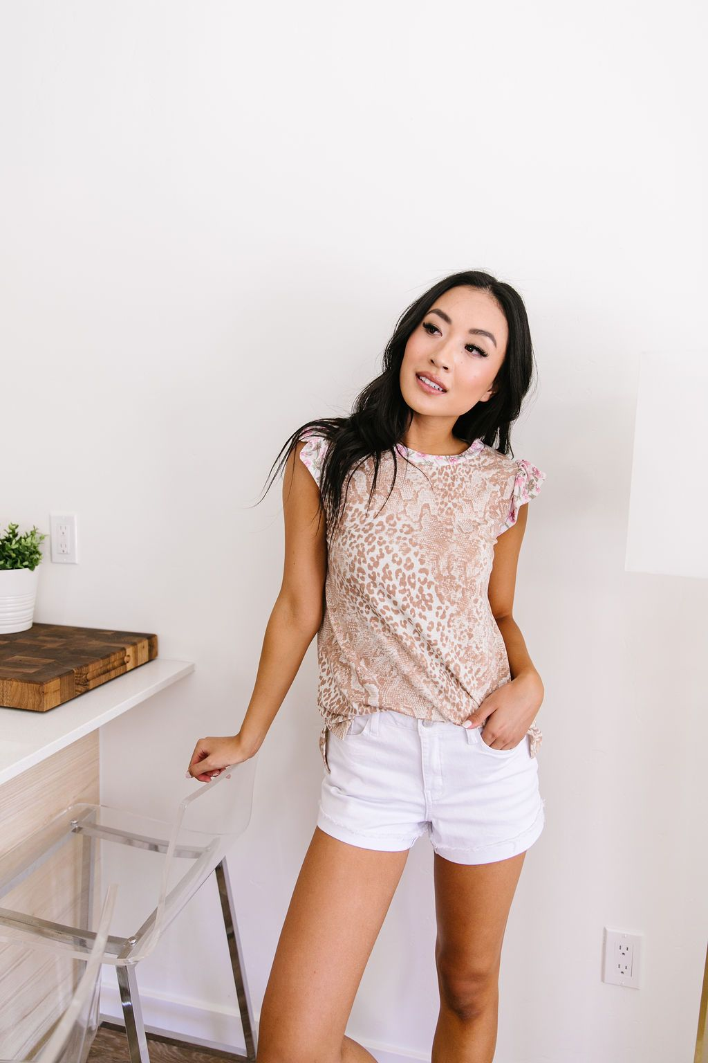 The Whole Zoo Top - KaraMarie Boutique