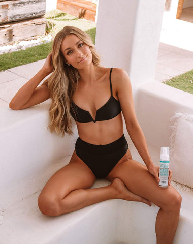 Radiant Glow Self Tan Water