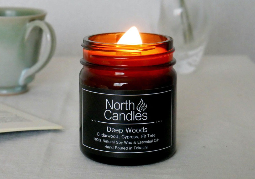 9oz (45-55Hrs) - Vegan Scented Soy Candle
