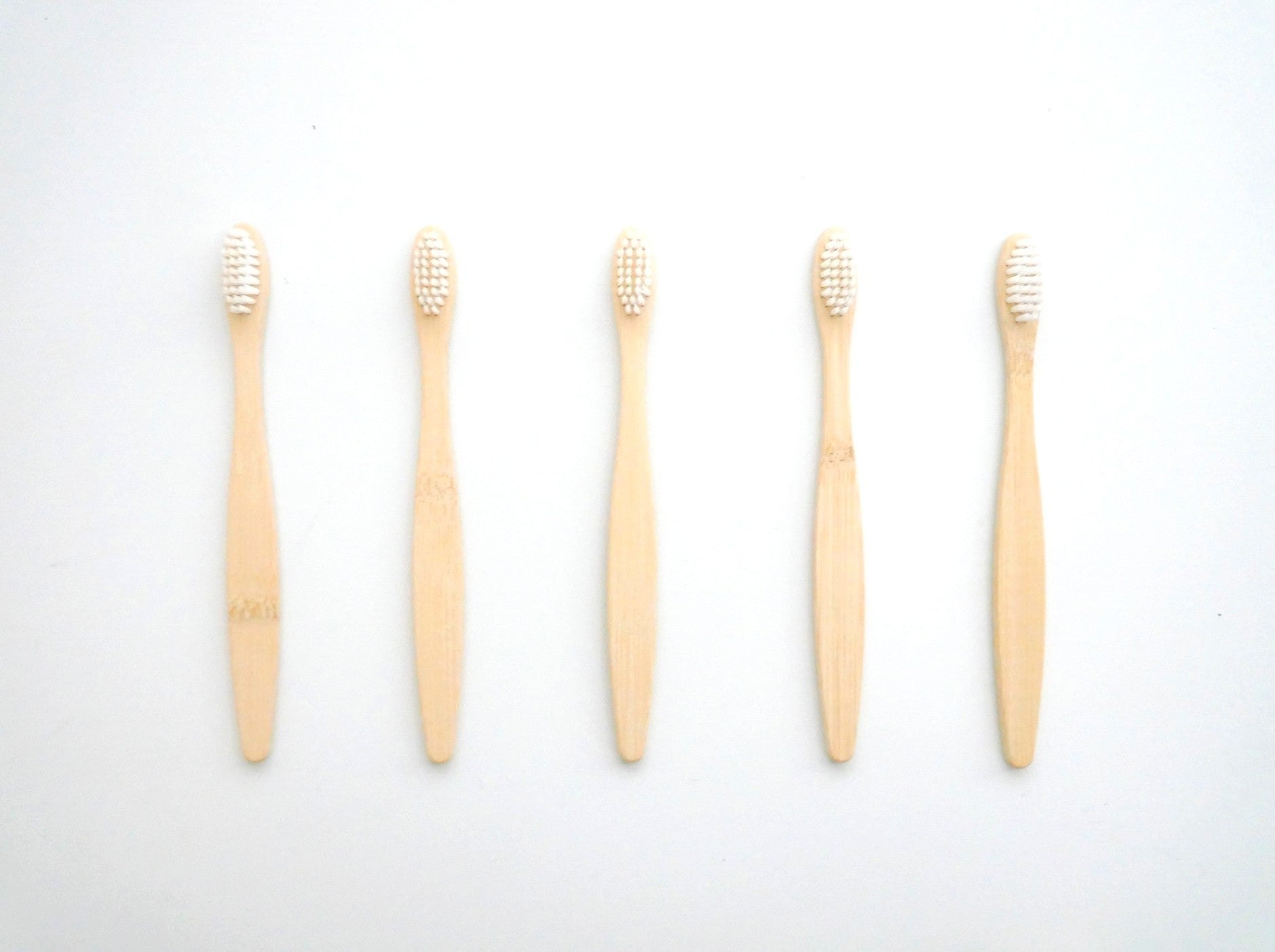Small Bamboo Toothbrush (5 Pack)