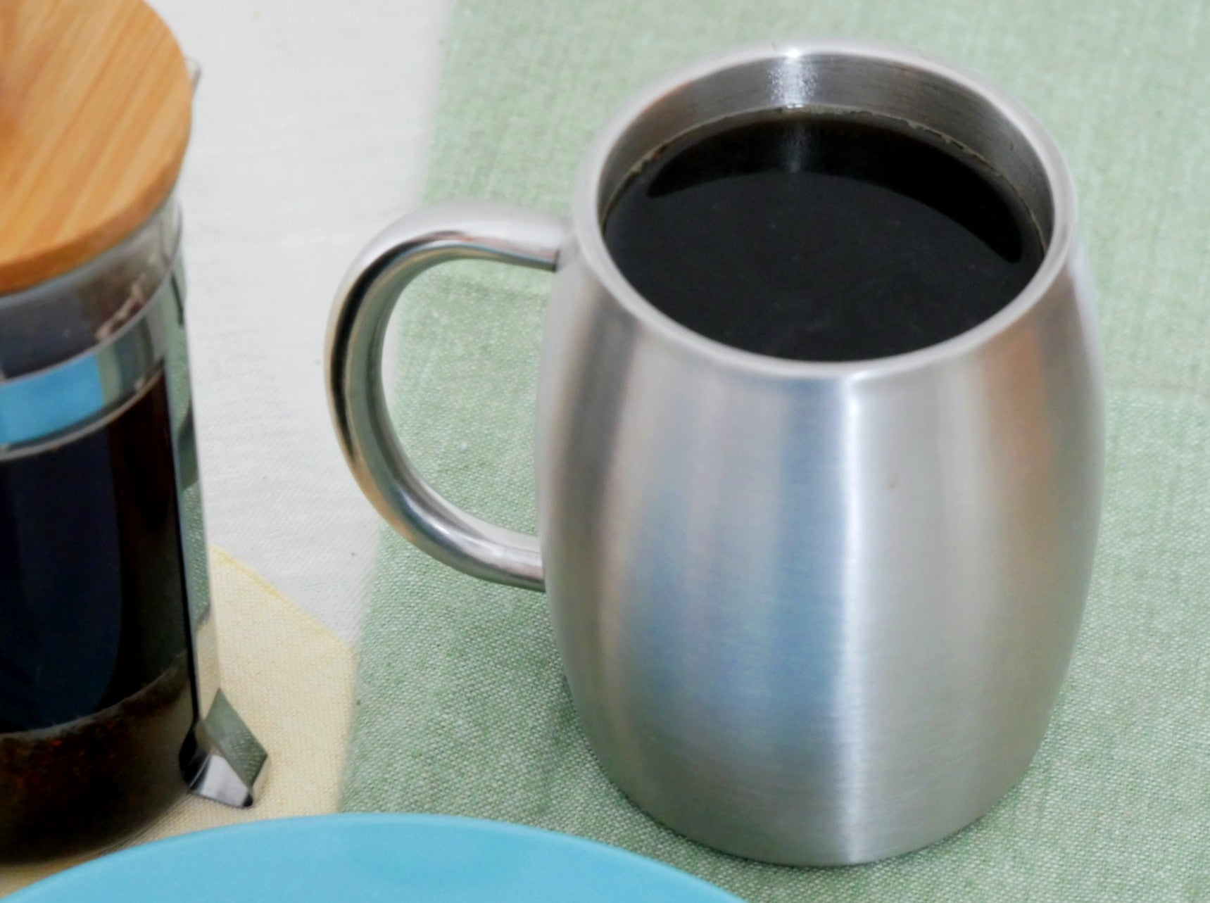 400ml Stainless Steel Mug Cup