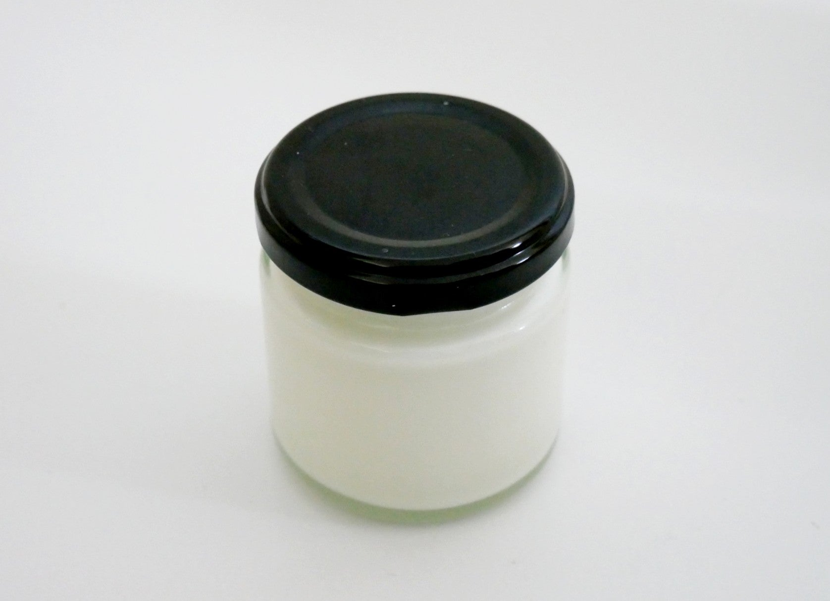Unscented Soy Candle (Jar)