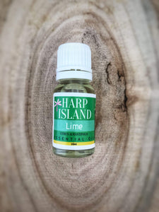 Lime Essential Oil Harp Island