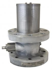 "3"" ME Double Flange Internal Valve-Steel-400GPM"