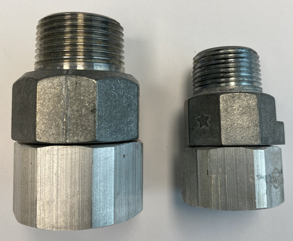 Swivel - for Automatic Fuel Nozzles - NPT Straight