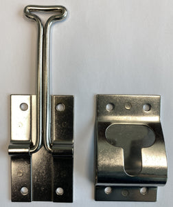 Door Holder Assembly - Stainless Steel