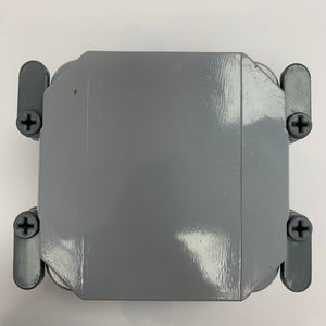 12V Junction Box 4x4x2 PVC