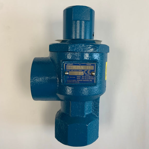 Pump Bypass for Propane - 1.25""