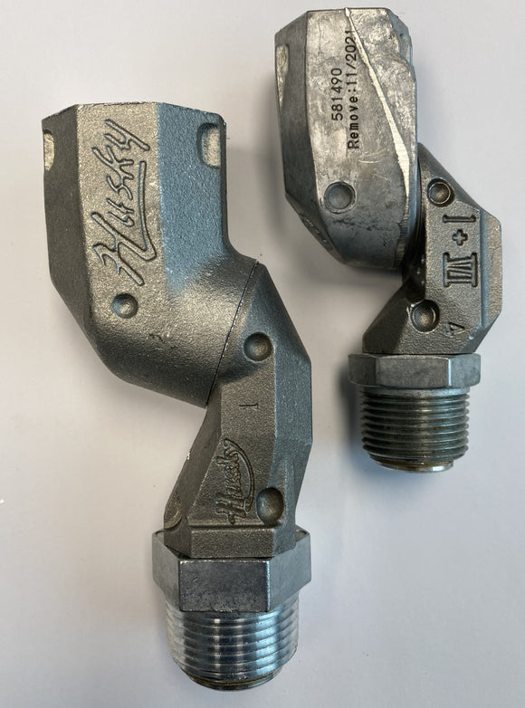 Swivel - NPT Multi Plane for Automatic Fuel Nozzle