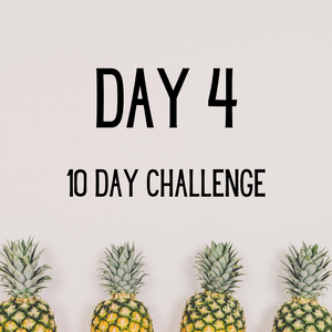 10 Day Keto Challenge - Day 4