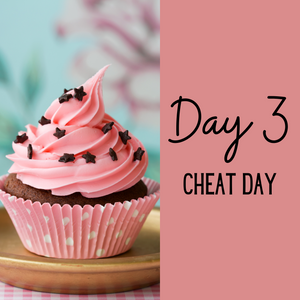10 Day Keto Challenge - Day 3 - I cheated!!