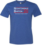 Nightingale/Barton 2020