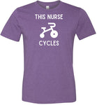 This Nurse Cycles T-Shirt