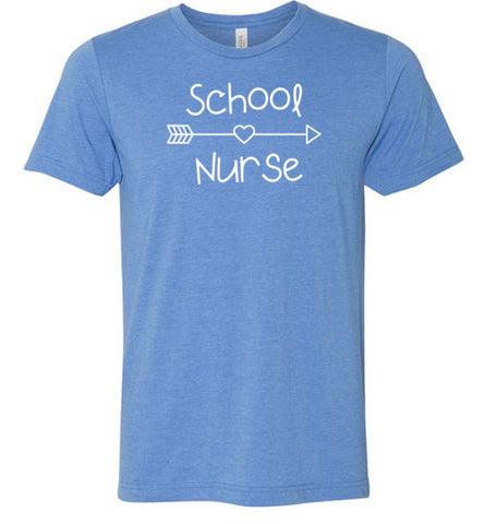 School Nurse T-Shirt