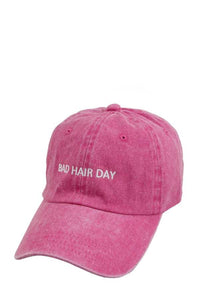 Bad Hair Day Caps