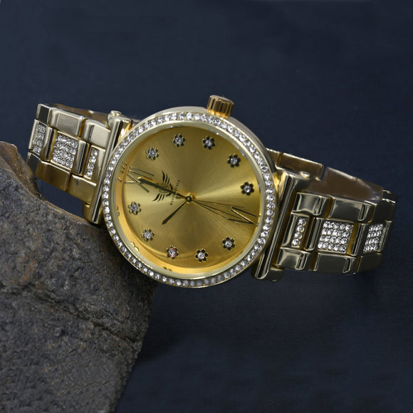 Regalia Gold Women Classic Watch