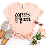 Coffee Queen T-shirt