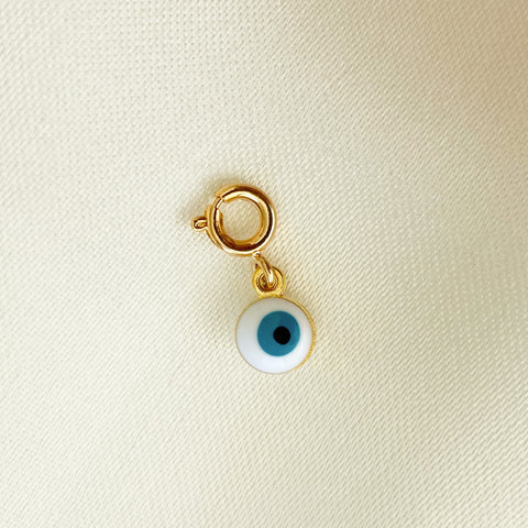 Charm mini eye white
