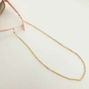 NEW ! EyeWear Chain white