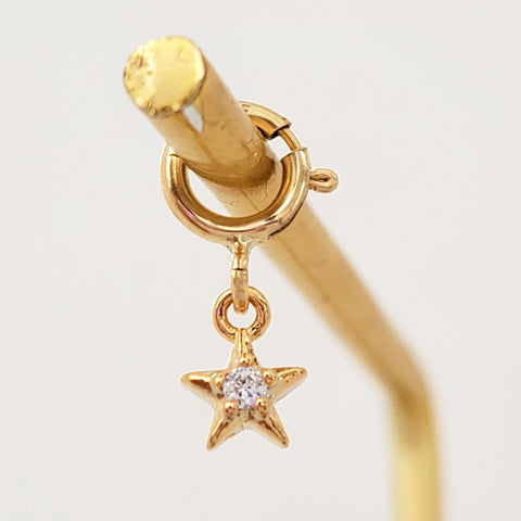 NEW ! Charm Baby Star