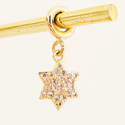 NEW ! Charm Full Star