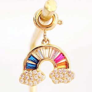 NEW ! Charm Beauty Rainbow
