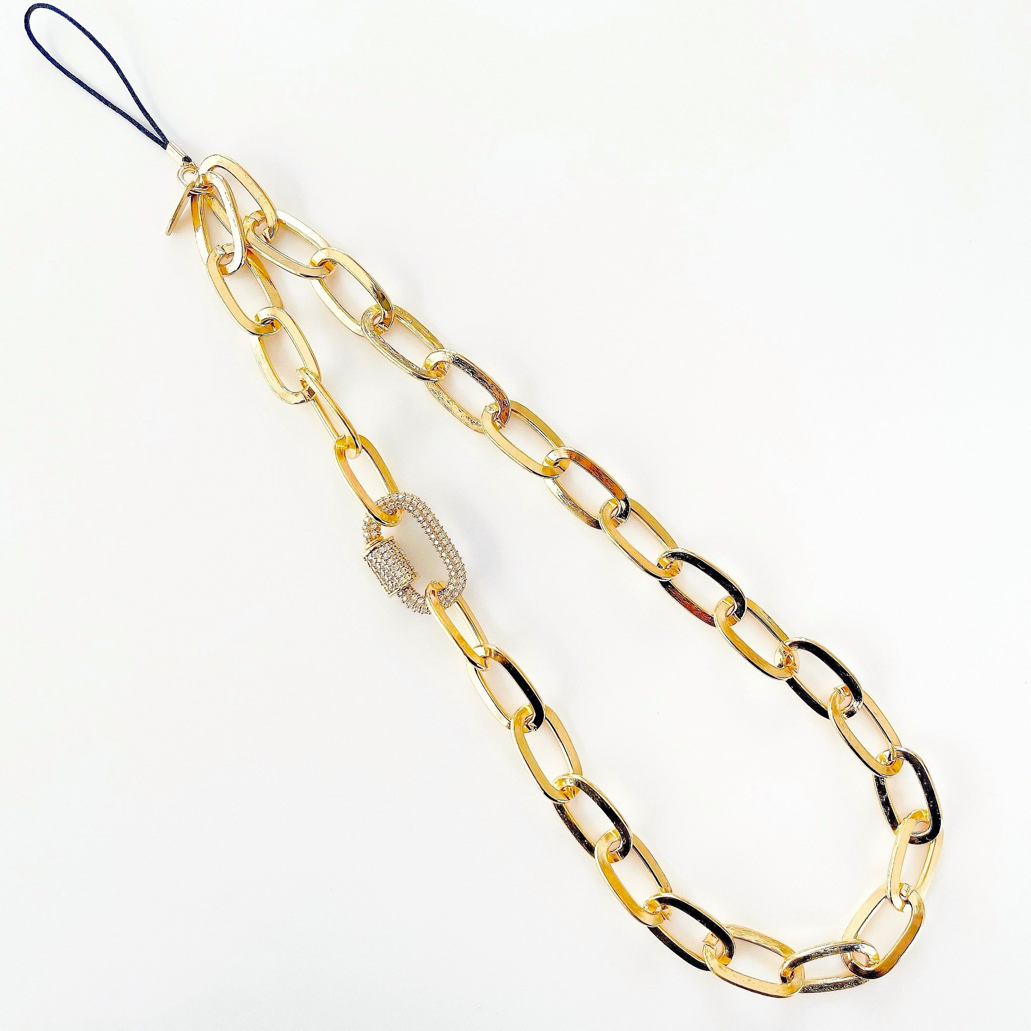 NEW ! Double Phone Cord NO CHARM 1