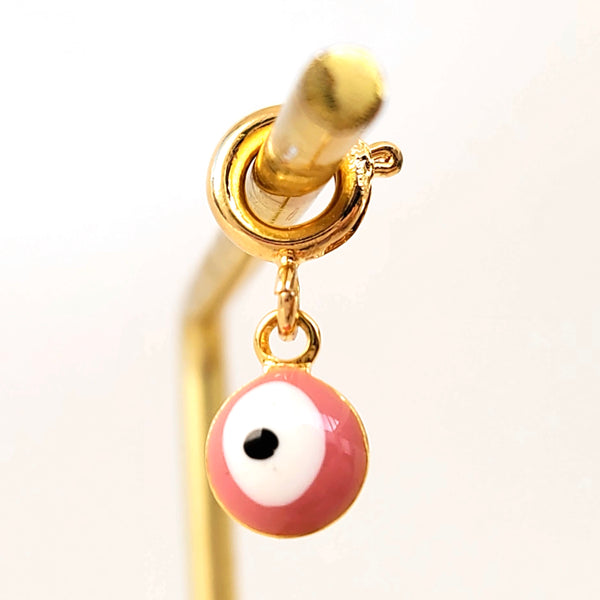Charm Mini Salmon Eyes