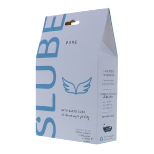 Slube Pure Water Based Bath Gel 500g