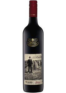 2015 SHIRAZ TEN ACRES SINGLE VINEYARD, HEATHCOTE, BROWN - Vine0nline