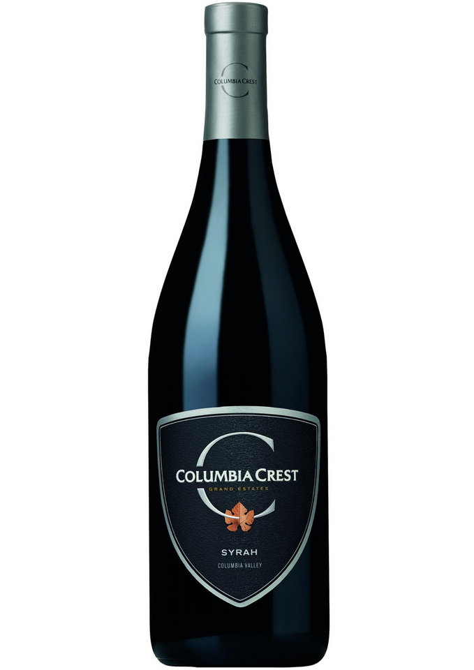 2017 SYRAH, GRAND ESTATES COLUMBIA VALLEY, COLUMBIA CREST - Vine0nline