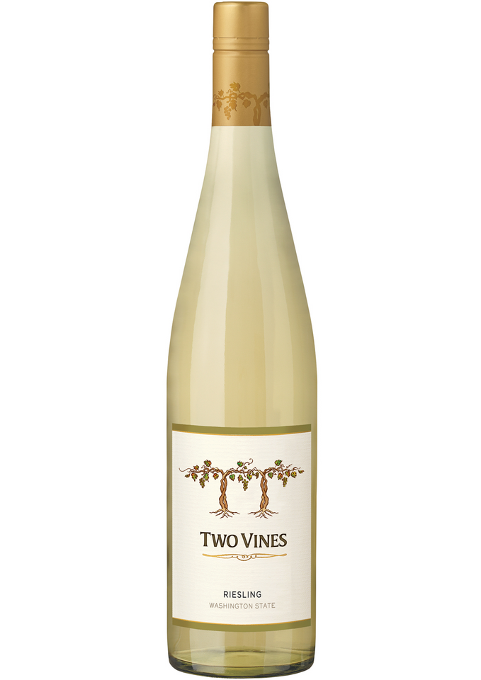 2018 TWO VINES RIESLING WASHINGTON STATE, COLUMBIA CREST - Vine0nline