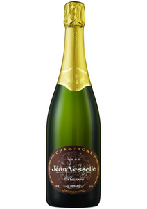 BRUT RESERVE CHAMPAGNE JEAN VESSELLE, BOUZY