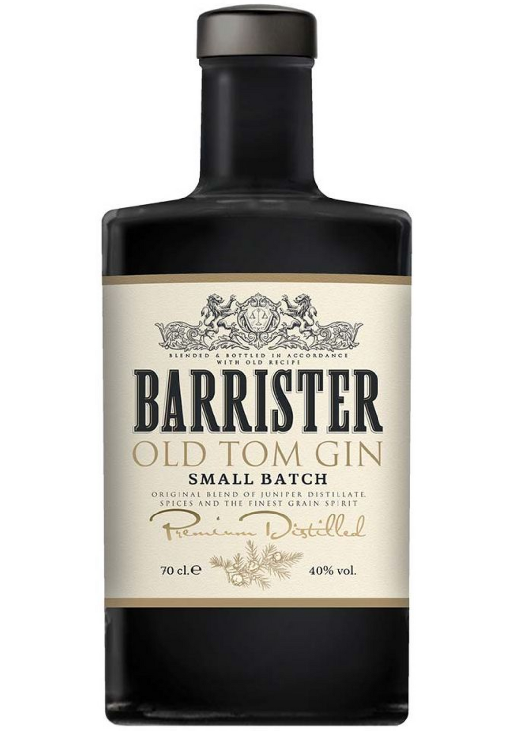 Barrister Old Tom Gin - Vine0nline