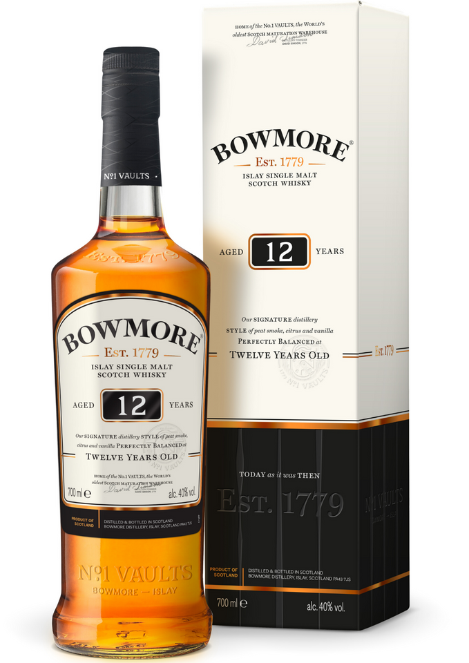 Bowmore 12 Years Old - Vine0nline