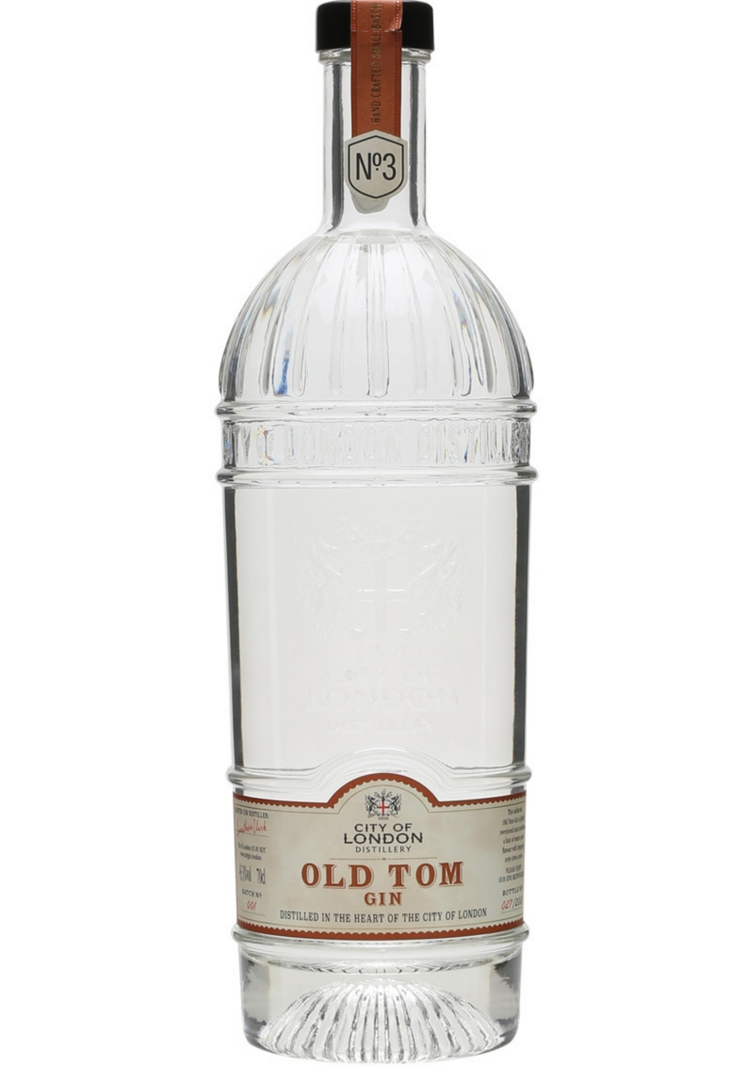 City Of London No.3 Old Tom Gin