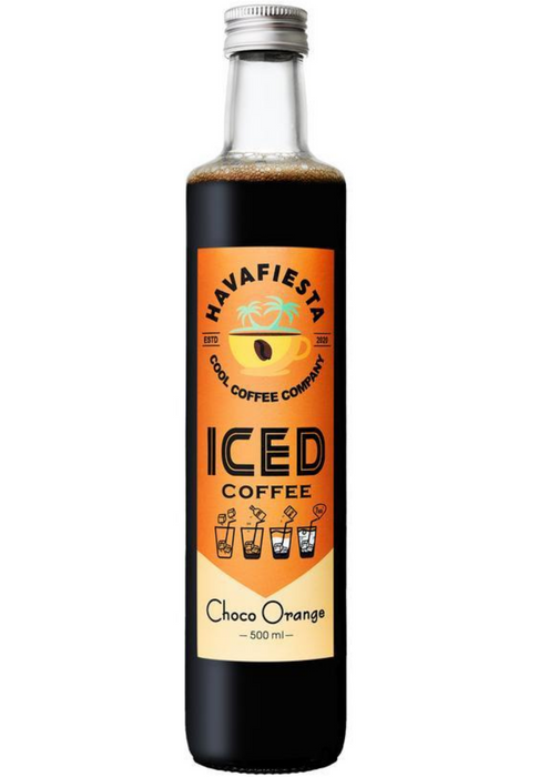 Havafiesta Iced Coffee - Choco Orange - Vine0nline