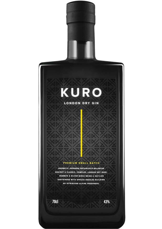 Kuro London Dry Gin