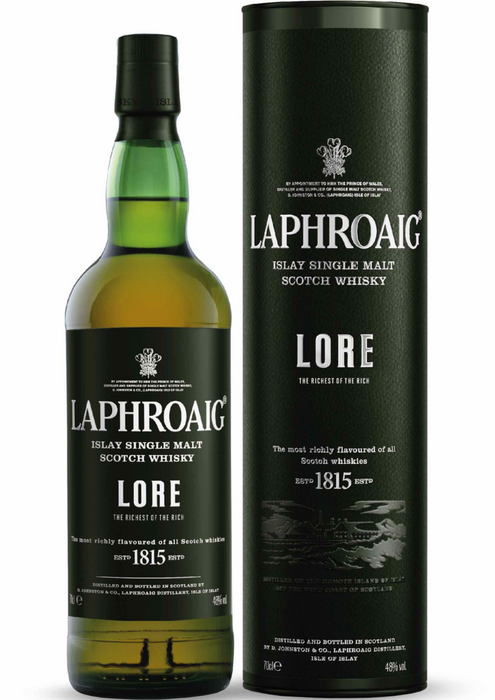 Laphroaig Lore Single Malt