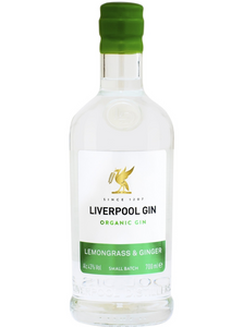Liverpool Lemongrass & Ginger Gin