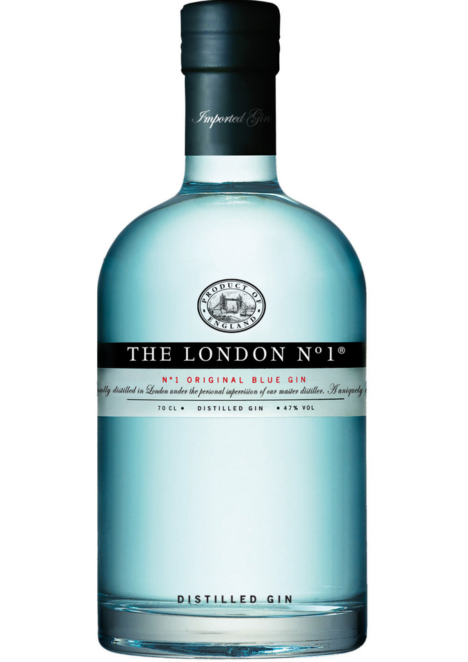 London Blue Gin No.1