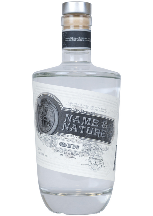 Name & Nature Irish Gin
