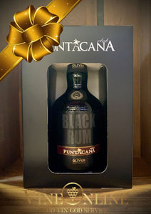 GAVE IDE: PUNTACANA CLUB BLACK RUM